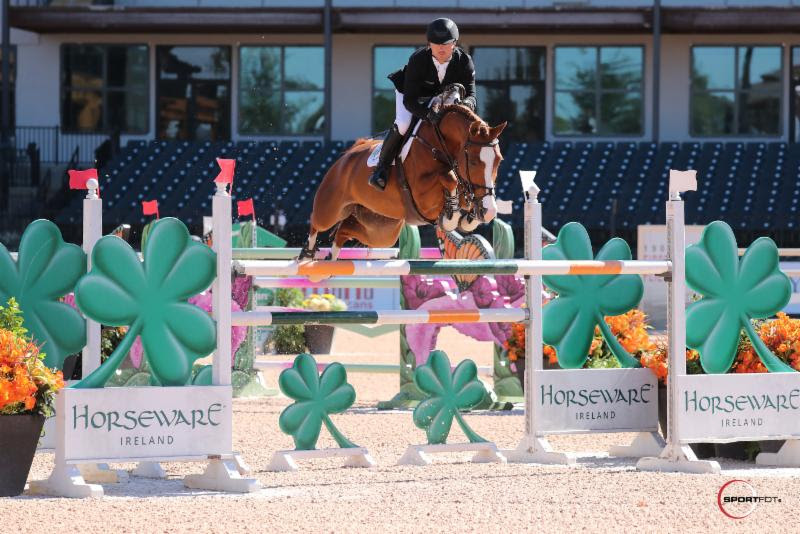 2018.10.13.99.99 Tryon CSI 3 Welcome Kent Farrington & Creedance Sportfot