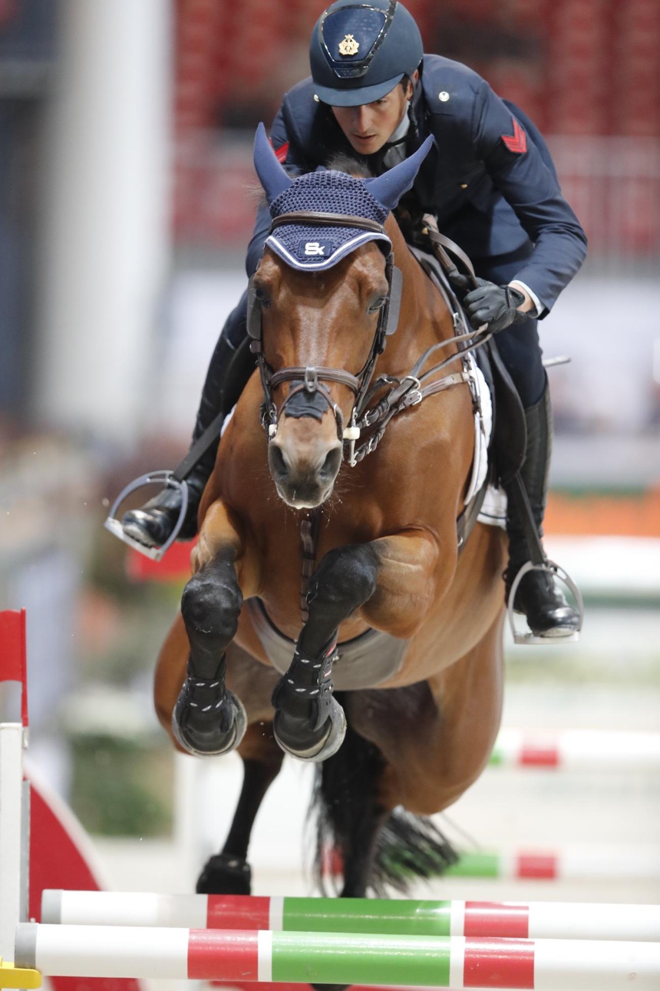 2018.10.28.99.99 Jumping Verona CSI 5 Safe Lorenzo de Luca & Evita van't Zaggehof JV SG 4.JPG