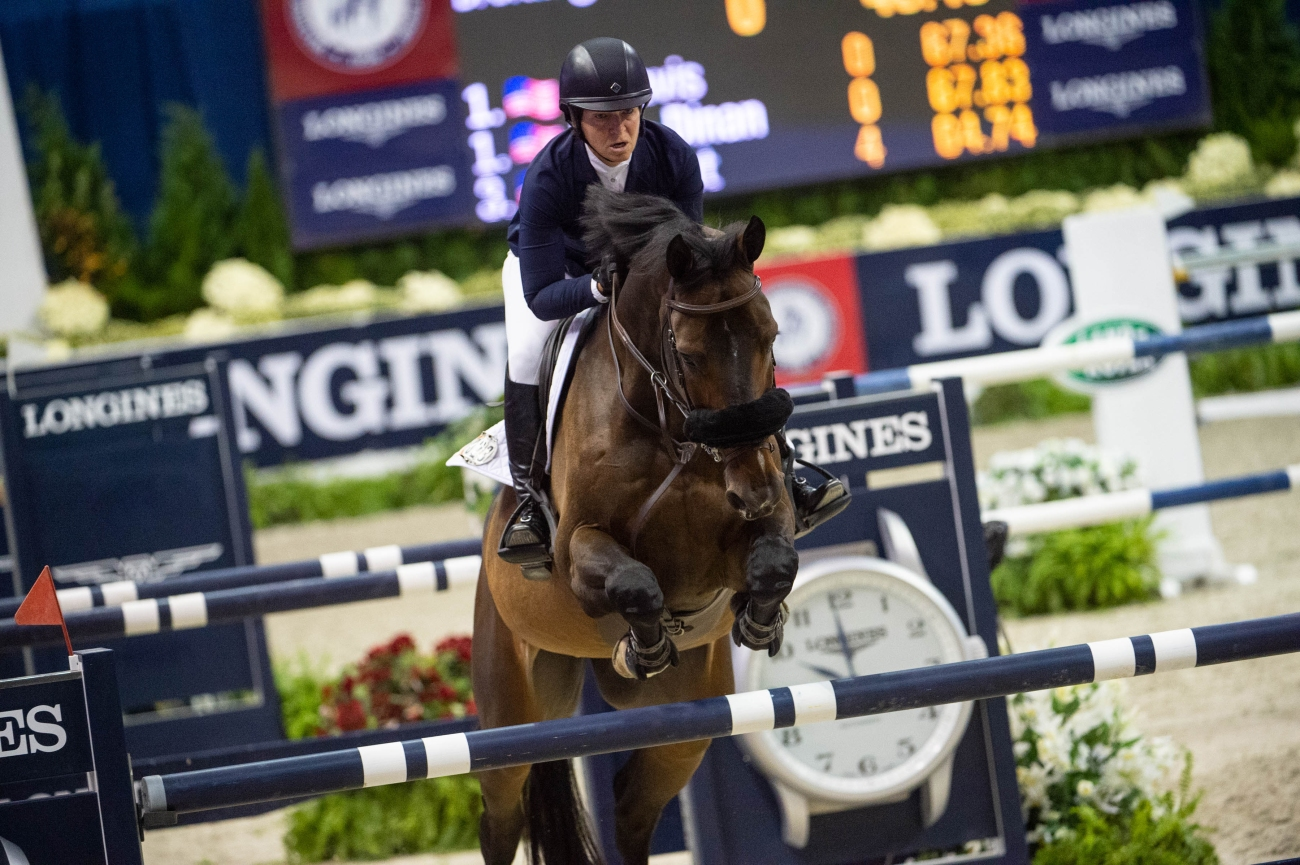 Longines FEI World Cup™ NAL Washington