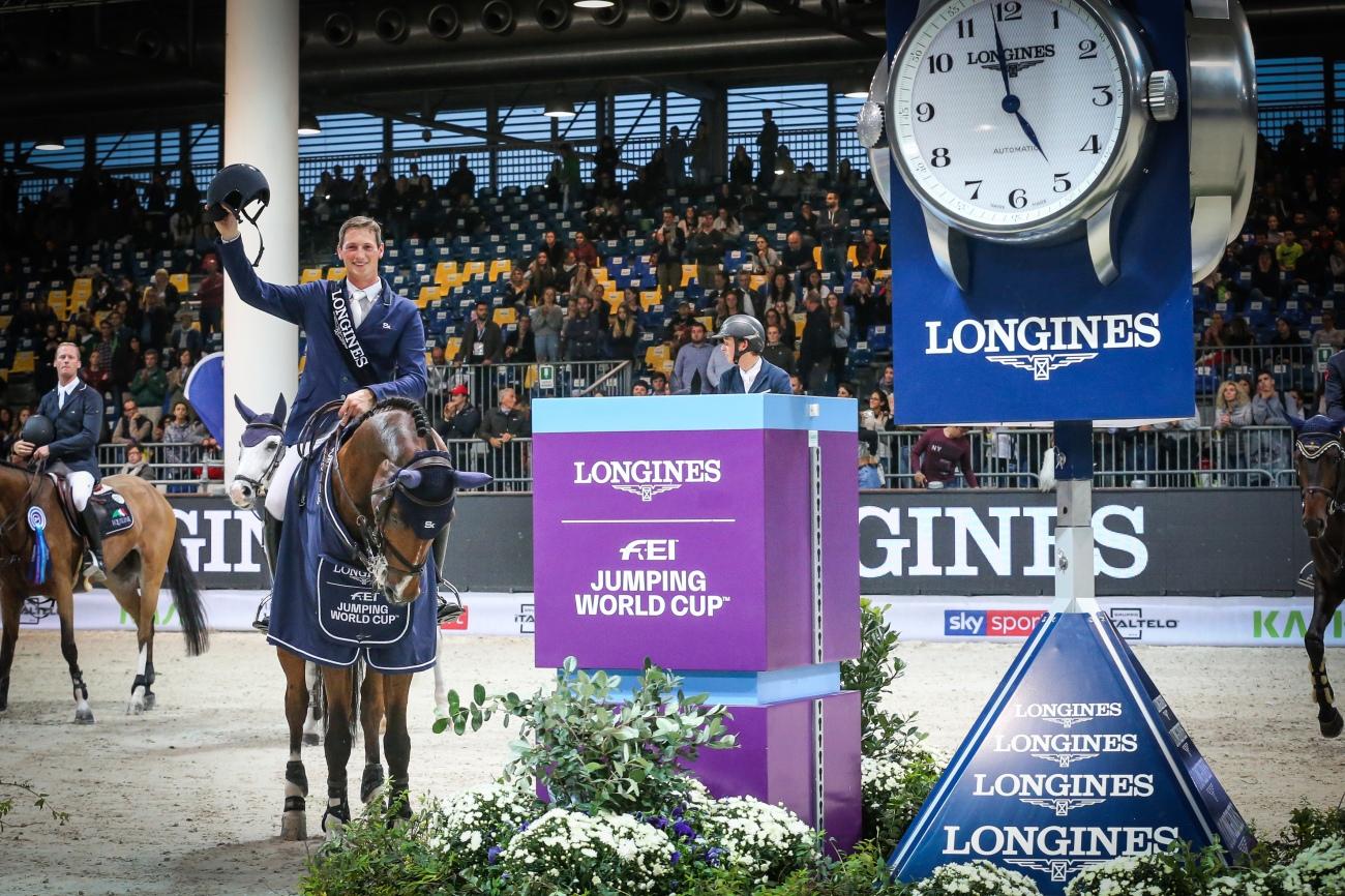 Longines FEI World Cup™ Jumping Verona