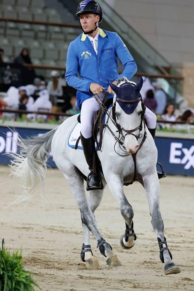 2018.11.10.99.99 LGCT Doha 1.55m Christian Ahlmann & Caribis Z LGCT Doha 2