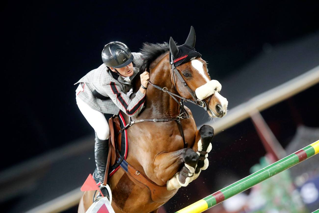 2018.11.11.99.99 LGCT Doha CSI 5 GP Peder Fredricson & Hansson WL LGCT SG
