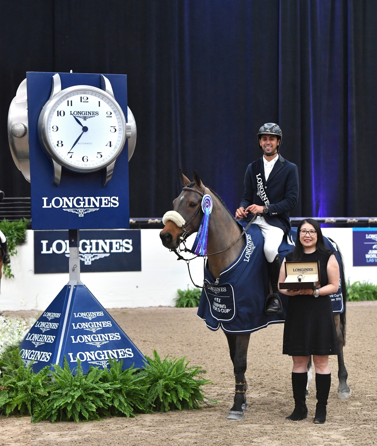 Longines FEI World Cupª Jumping Las Vegas