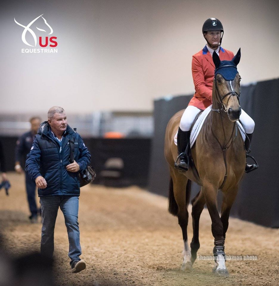 2018.11.21.99.99 News Lee McKeever Wins FEI Award as Best Groom US Equestrian Shannon Brinkman