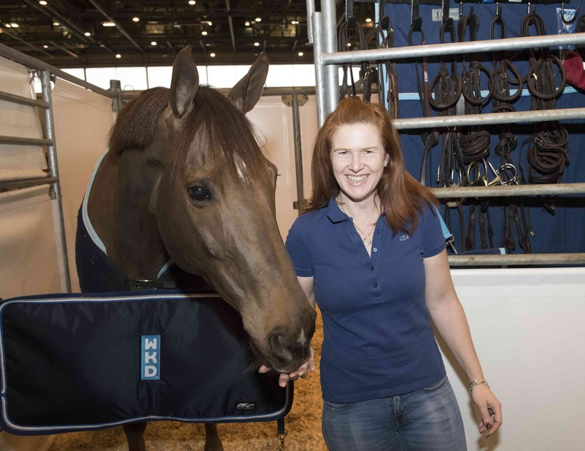 2018.12.08.99.99 Interview Joanne Sloan Allen - Sumas Zorro's Owner Rolex KH