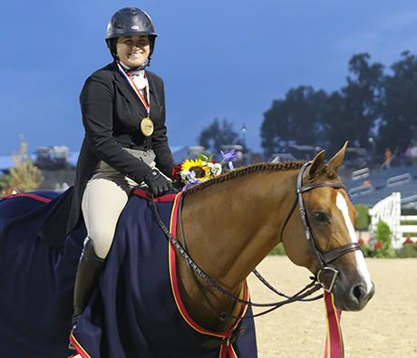 2018.12.21.99.99 News Awards Equestrian of the Year Callie Clement