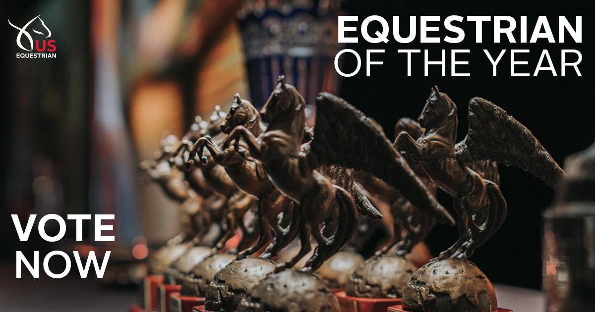 2018.12.21.99.99 News Awards Voting Open for Equestrian of the Year US Equestrian
