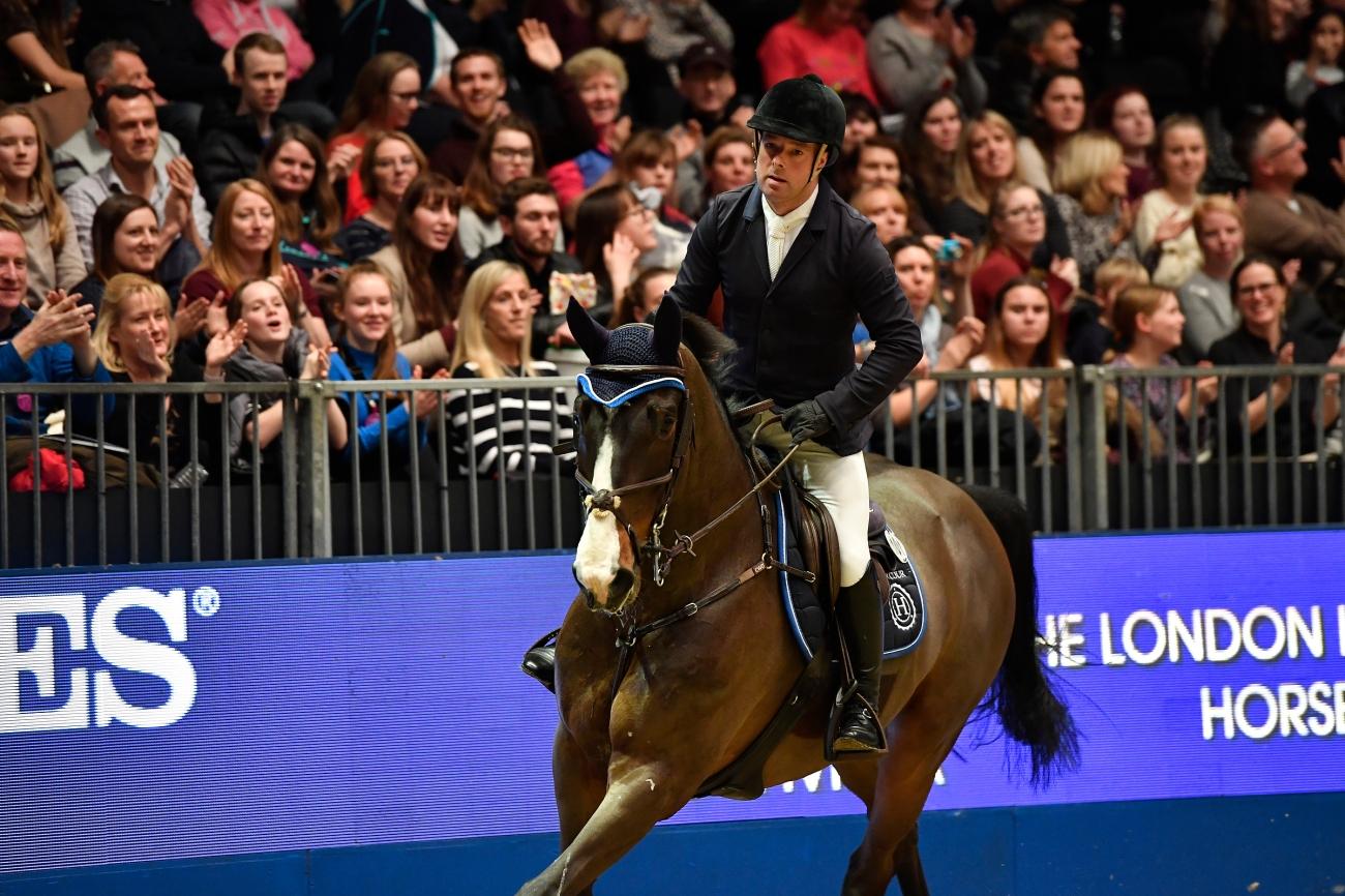 London International Horse Show 2018