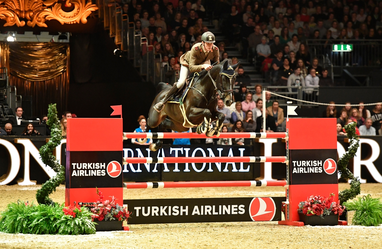 London International Horse Show 2018