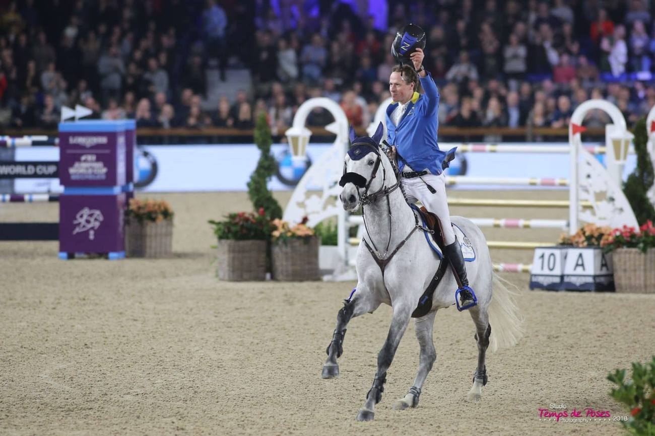 2018.12.30.99.99 Mechelen CSI 5 FEI WC Moments Christian Ahlmann & Clintrexo Z JM Temps