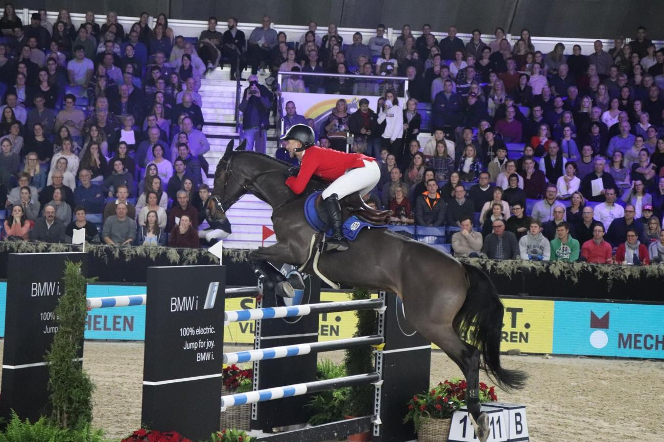 2018.12.30.99.99 Mechelen CSI 5 GP Pius Schwizer & About a Dream