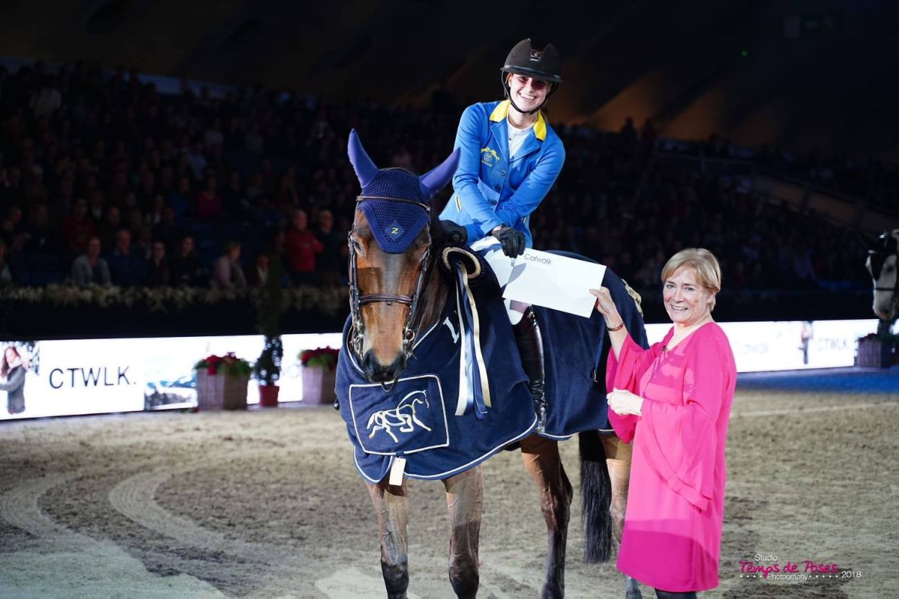 2018.12.31.99.99 Mechelen CSI 2 GP Cel Angelique Rusen & Dolocia JM Temps