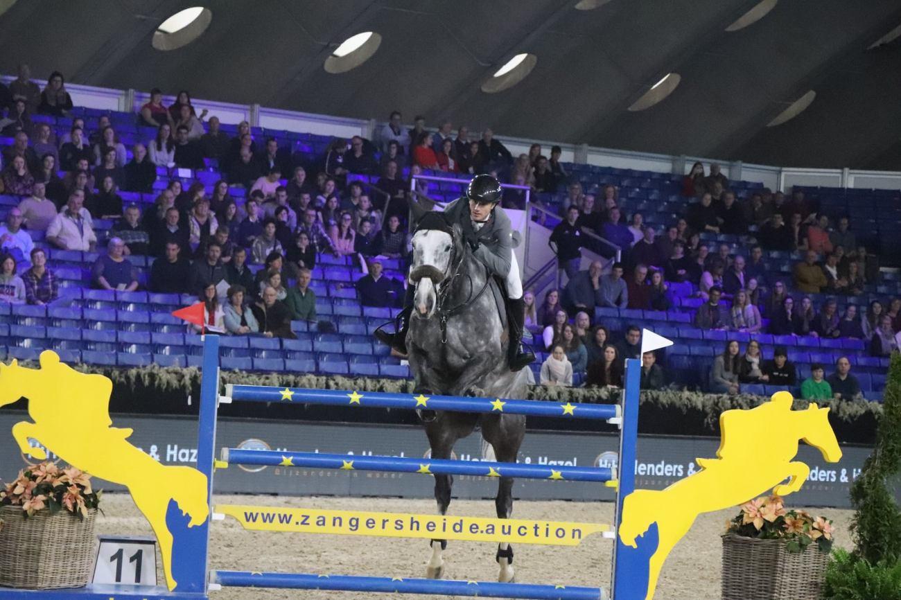 2018.12.31.99.99 Mechelen CSI 2 STX Christian Kukuk & Botaro JM Temps