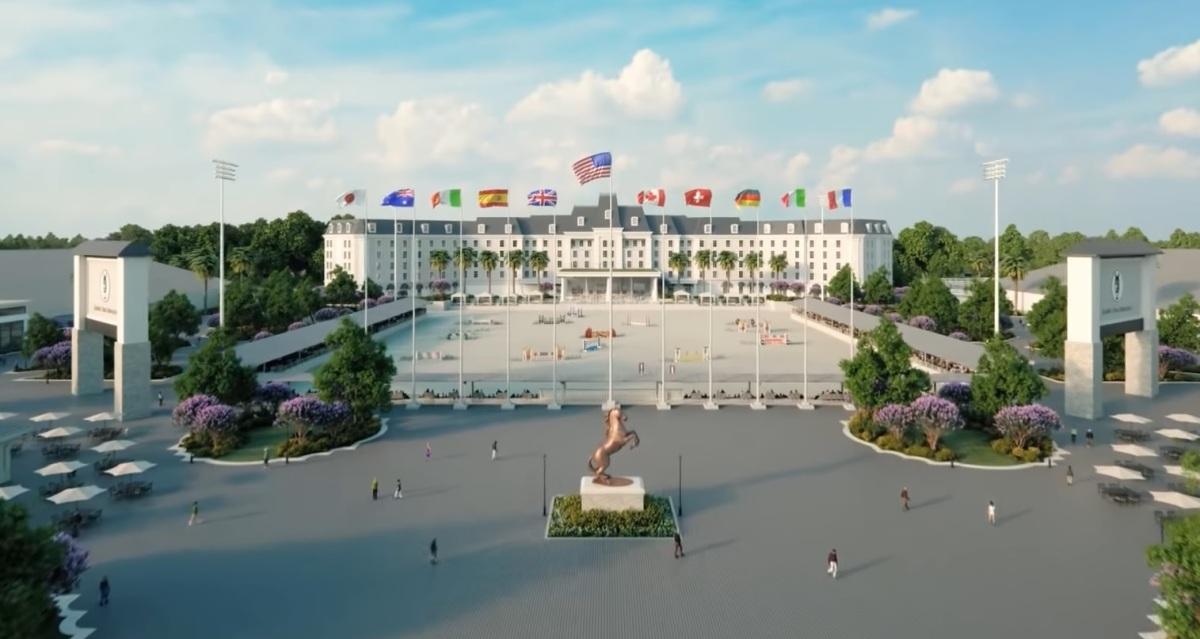 World Equestrian Center Unveils 3d Tour Of Wec Ocala