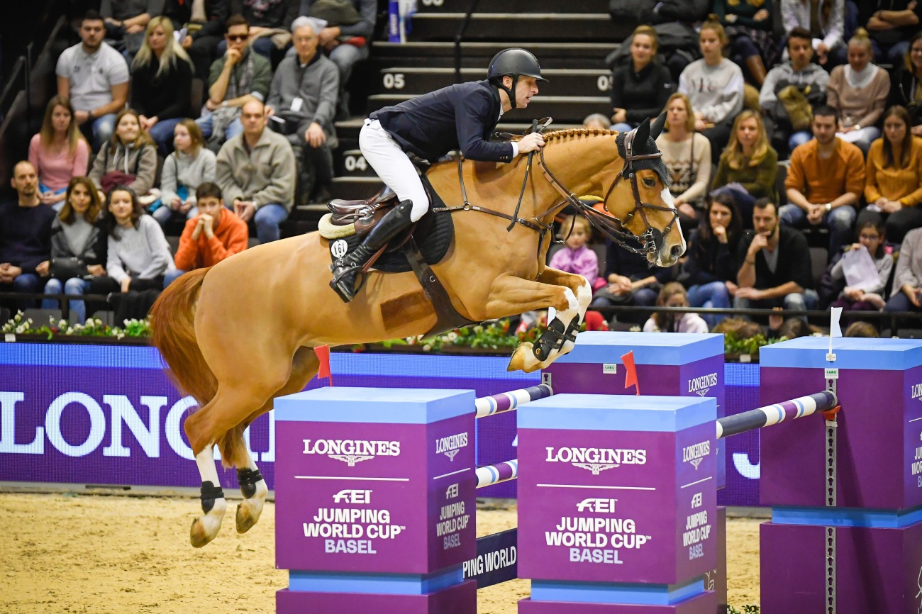 Longines FEI World Cup™ Jumping Basel