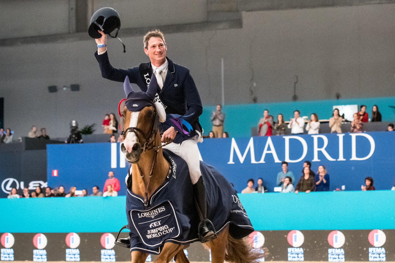 Longines FEI World Cup™ Jumping Madrid