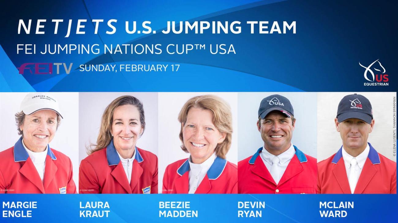 2019.0.2.09.99.99 News FEI NC USA Jumping Team