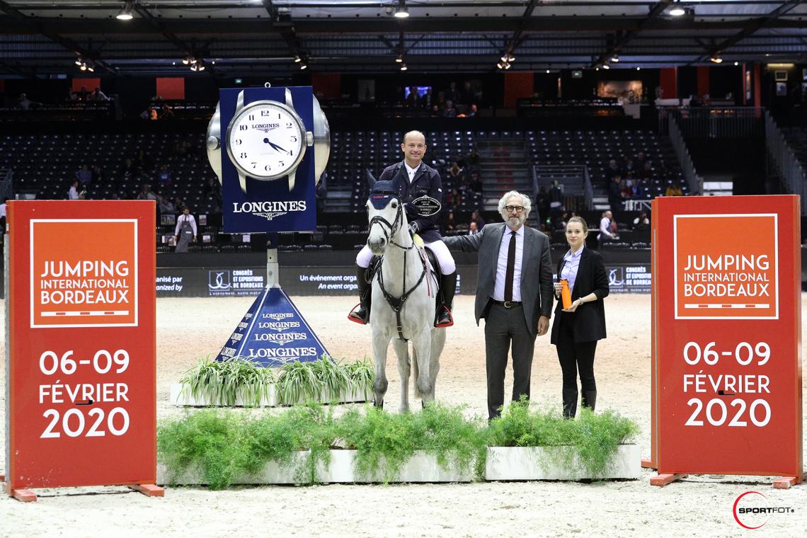 2019.02.08.99.99 Bordeaux CSI 5 Congres Cel Michael Jung & fischerdaily-impressed Sportfot