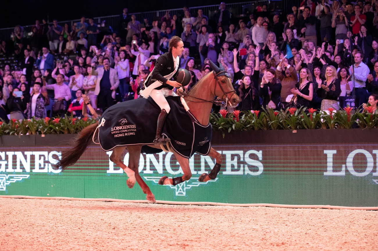 2019.02.17.99.99 Longines Masters HKG CSI 5 Bertram Allen & Christy Jnr EEM JR