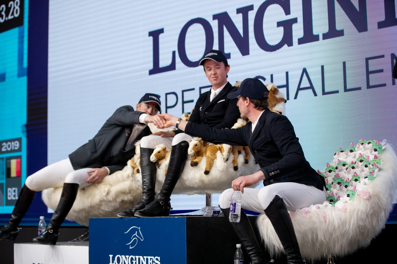 2019.02.17.99.99 Longines Masters HKG CSI 5 Moments Bertram Allen & Christy Jnr EEM JR