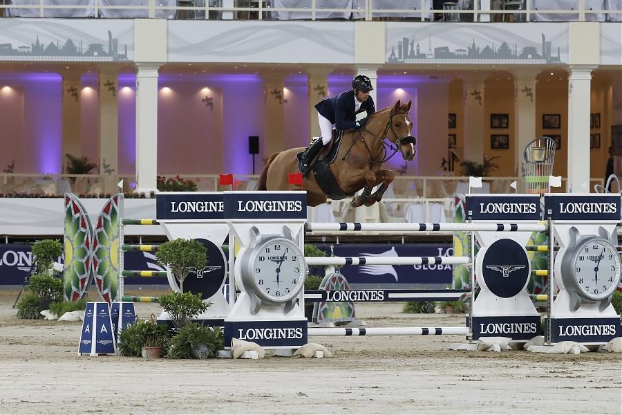 2019.03.03.99.99 LGCT Doha CSI 5 GP Julien Epaillard & Usual Suspect d'Auge LGCT SG 3