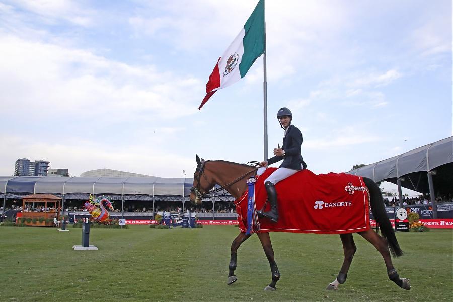 2019.04.13.99.99 GCL Mexico City CSI 5 Banorte Cel Pieter Devos & Claire Z Z LGCT SG