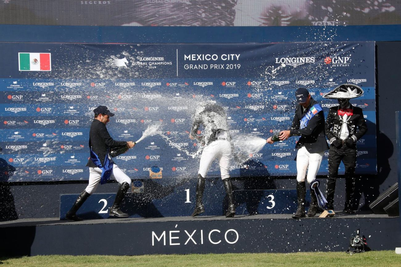 2019.04.15.99.99 LGCT Mexico City GP Podium LGCT SG