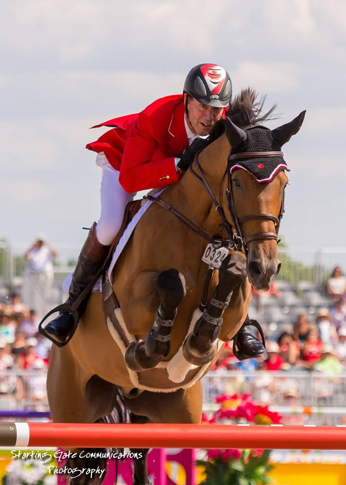 2019.05.01.99.99 News Ian Millar Announces Retirement Starting Gate 2