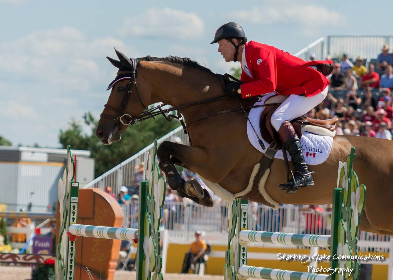 2019.05.01.99.99 News Ian Millar Announces Retirement Starting Gate
