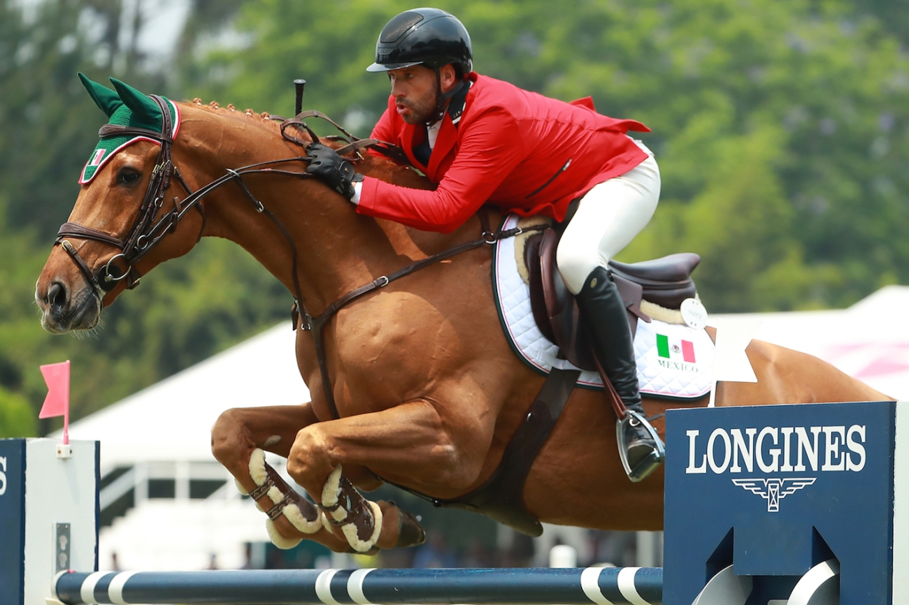 Longines FEI Jumping Nations Cup - Coapexpan