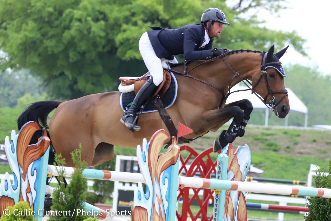 2019.05.13.99.99 Lexington CSI 3 GP Darragh Kenny & Scarlett du Sart Z PS Callie Clement