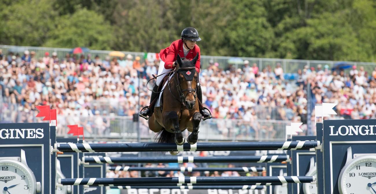 2019.06.03.99.99 Langley CSIO 5 FEI NC Nicole Walker & Falco van Spieveld FEI Rebecca Berry