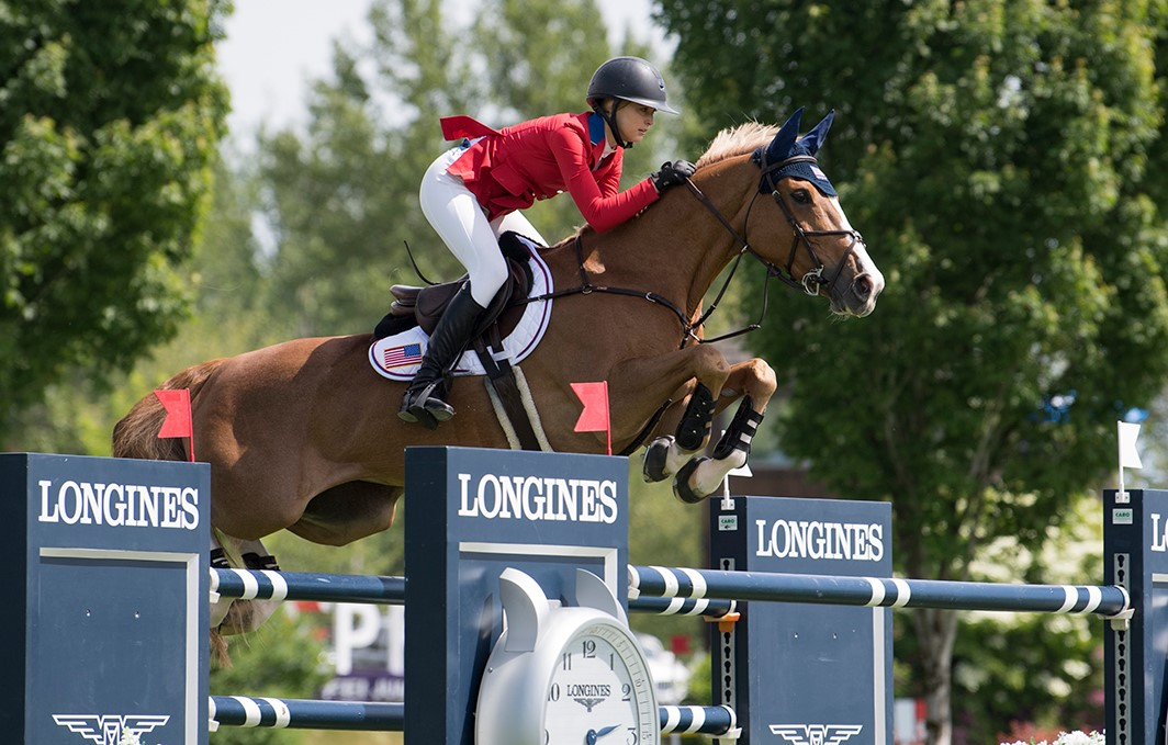 2019.06.03.99.99 News US Qualifies for FEI NC Final Eve & Venue FEI Rebecca Berry