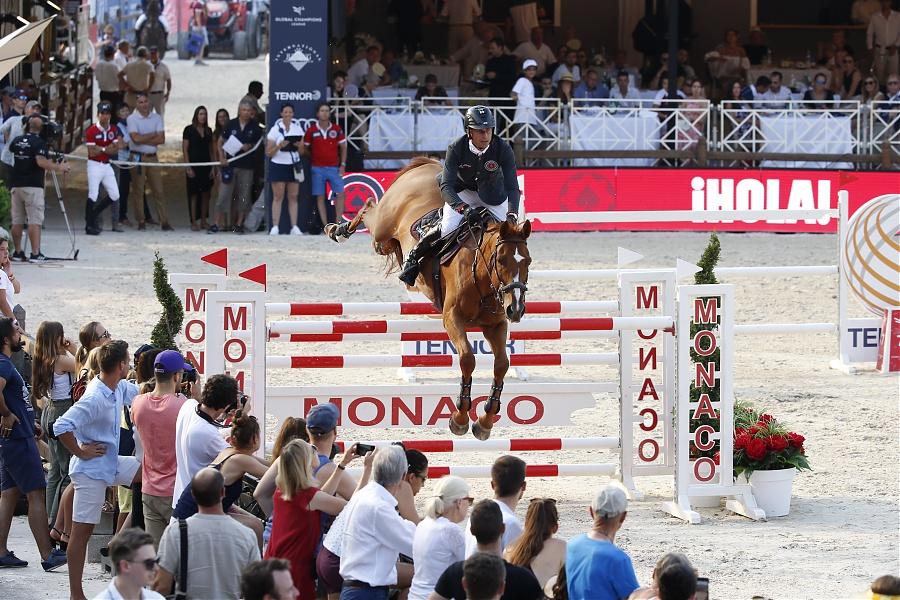 2019.06.30.99.99 GCL Monaco CSI 5 Julien Epaillard & Usual Suspect d'Auge GCL SG