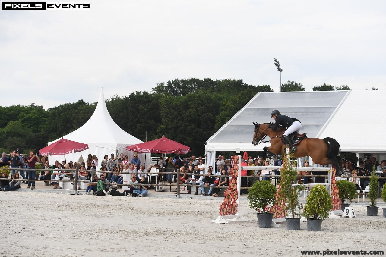 2019.07.09.99.99 Wallonie CSI 3 GP Guy Williams & Rouge de Ravel Pixel 3