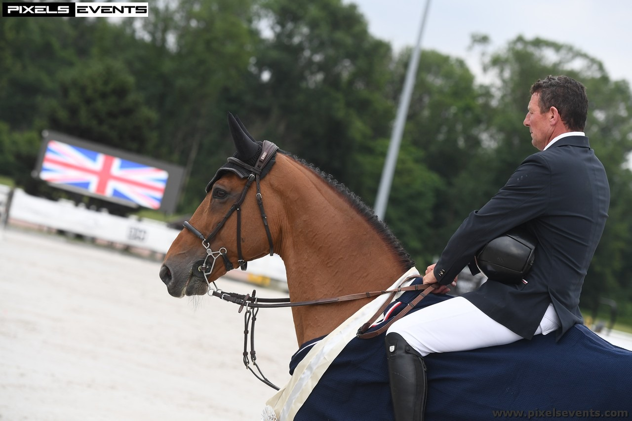 2019.07.09.99.99 Wallonie CSI 3 GP Guy Williams & Rouge de Ravel Pixel 4