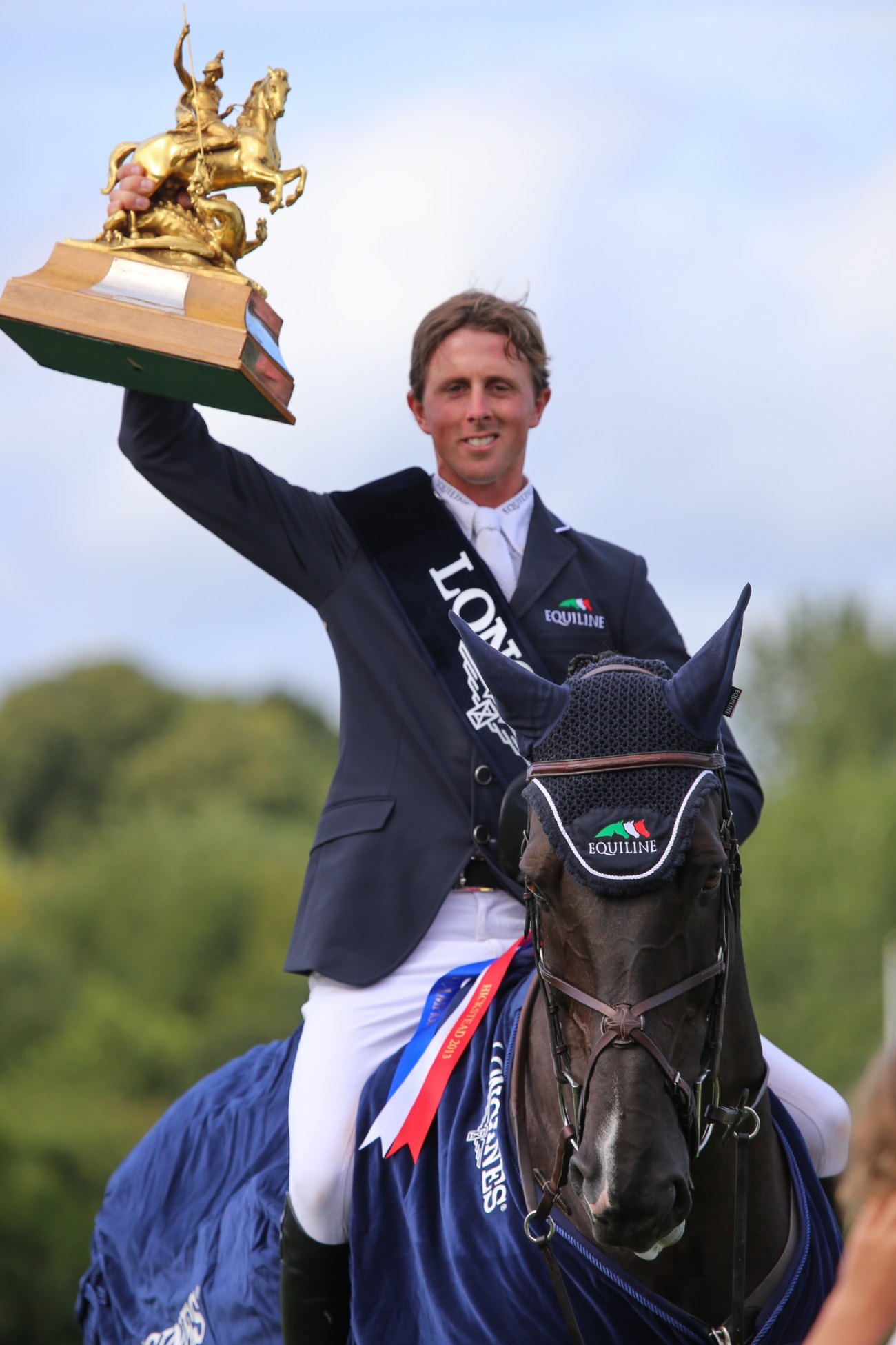2019.07.11.99.99 News Ben Maher's Triple X III to Be Retired at Hickstead AEJCH 2