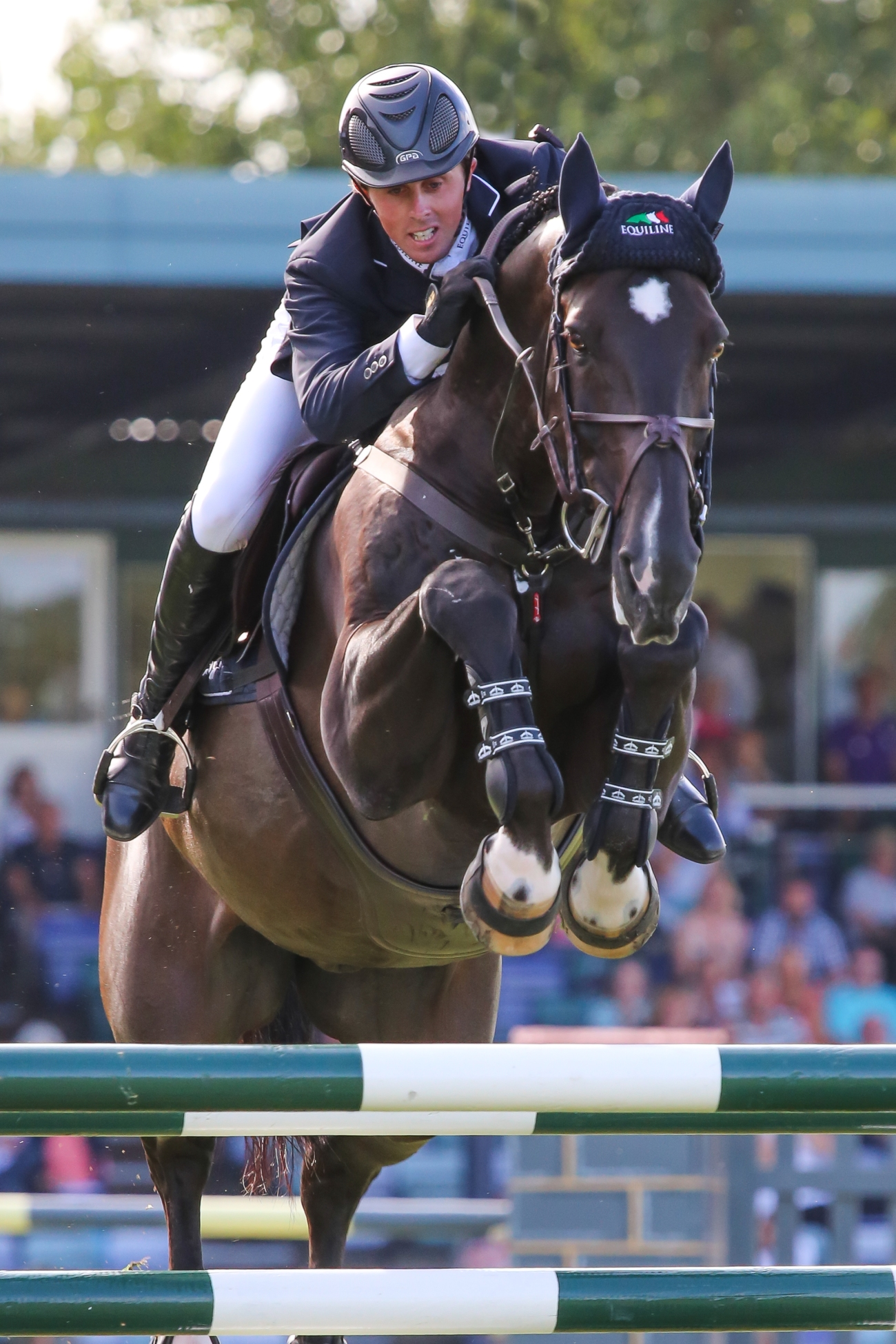 2019.07.11.99.99 News Ben Maher's Triple X III to Be Retired at Hickstead AEJCH