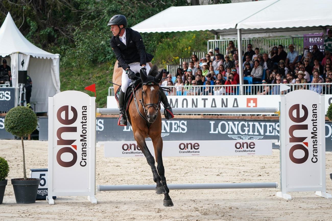 Grand Prix longines - Crans Montana