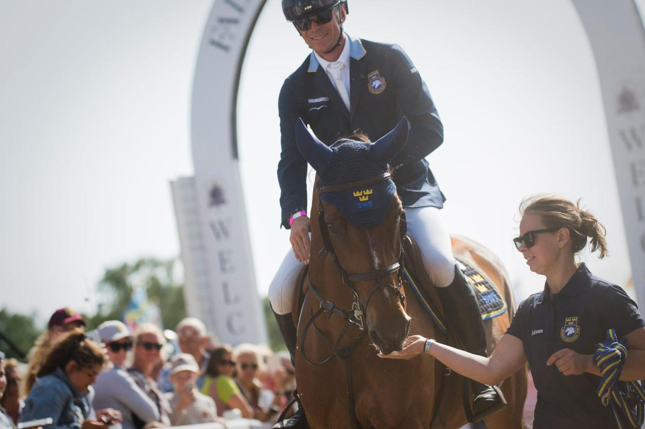 2019.07.15.99.99 Falsterbo CSIO 5 FEI NC Peder Fredricson & H&M All In FEI Satu Pirinen 2