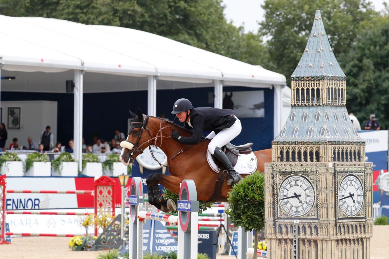 2019.08.05.99.99 LGCT London CSI 5 Jos Verlooy & Jacobien Dwerse Hagen LGCT
