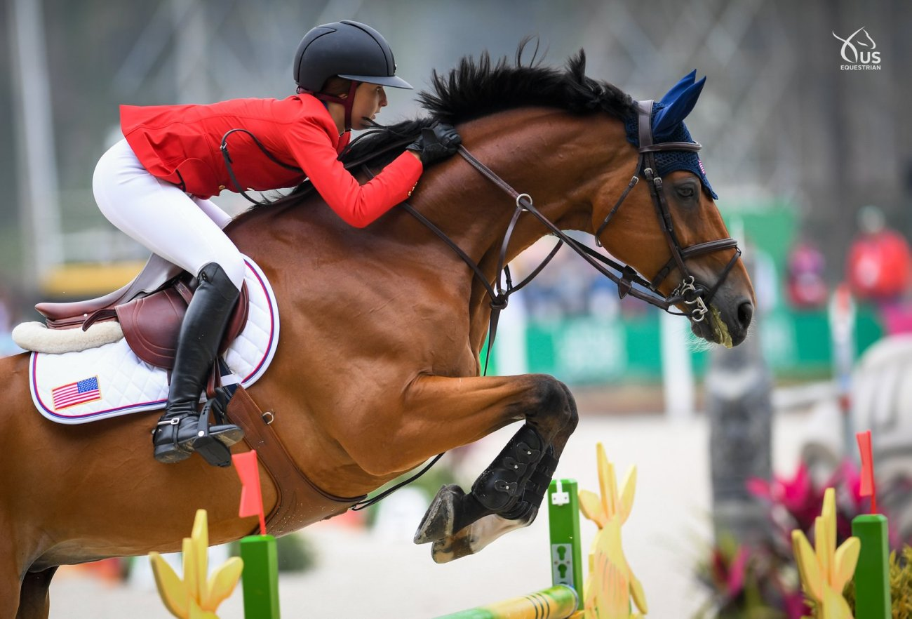 2019.08.10.99.99 Pan Am Individual Lucy Deslauriers & Hester USEF
