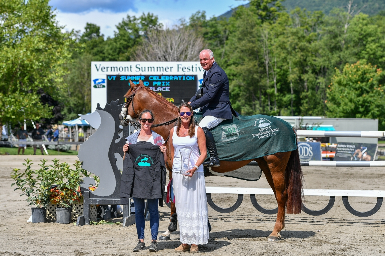 2019.08.12.99.99 Vermont CSN GP Cel David Raposa & Iliona AR