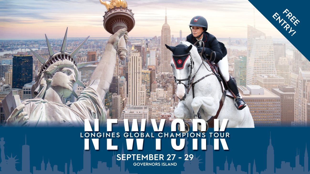 2019.08.14.99.99 LGCT New York CSI 5 Countdown Georgina Bloomberg & Crown LGCT SG