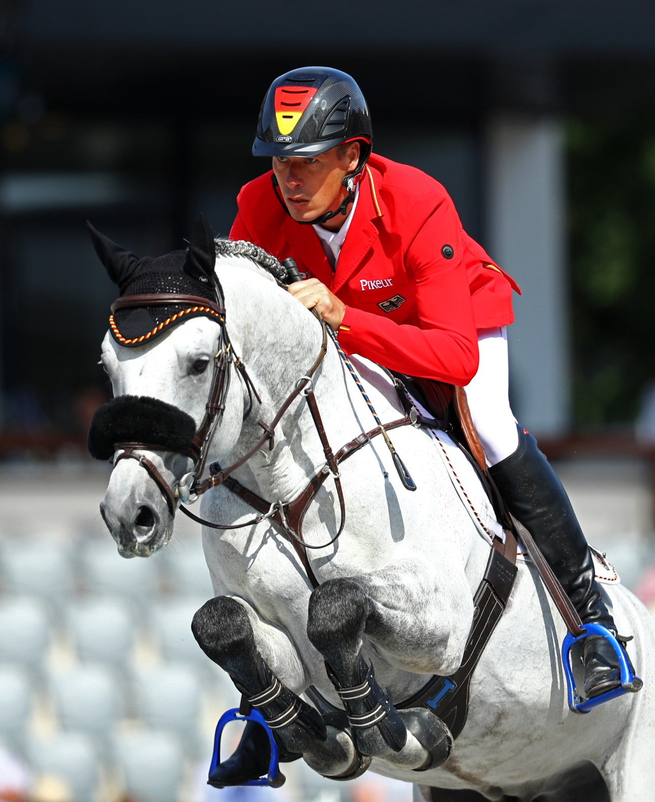 FEI European Championships In Rotterdam - Day Three