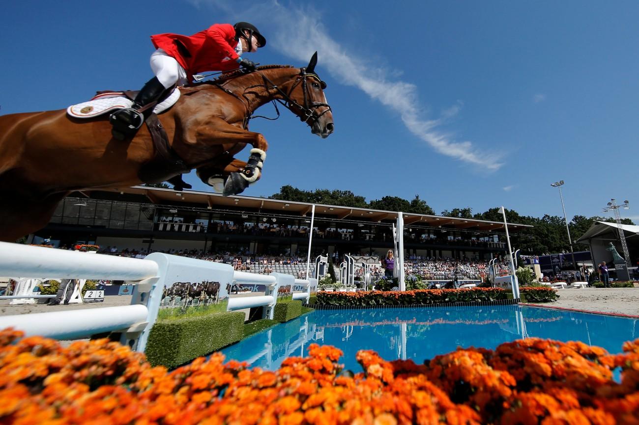 FEI European Championships In Rotterdam - Day Seven