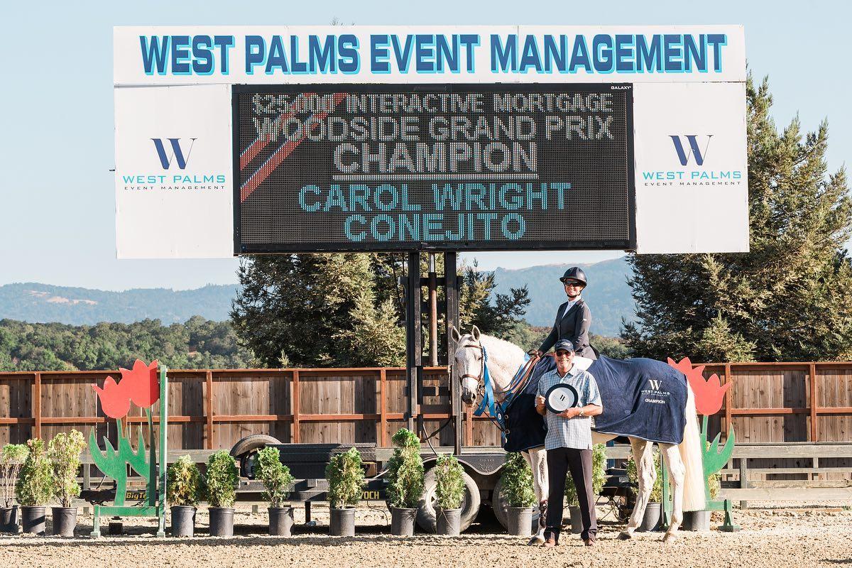2019.08.26.99.99 Silicon Valley GP Cel Carol Wright & Conejito