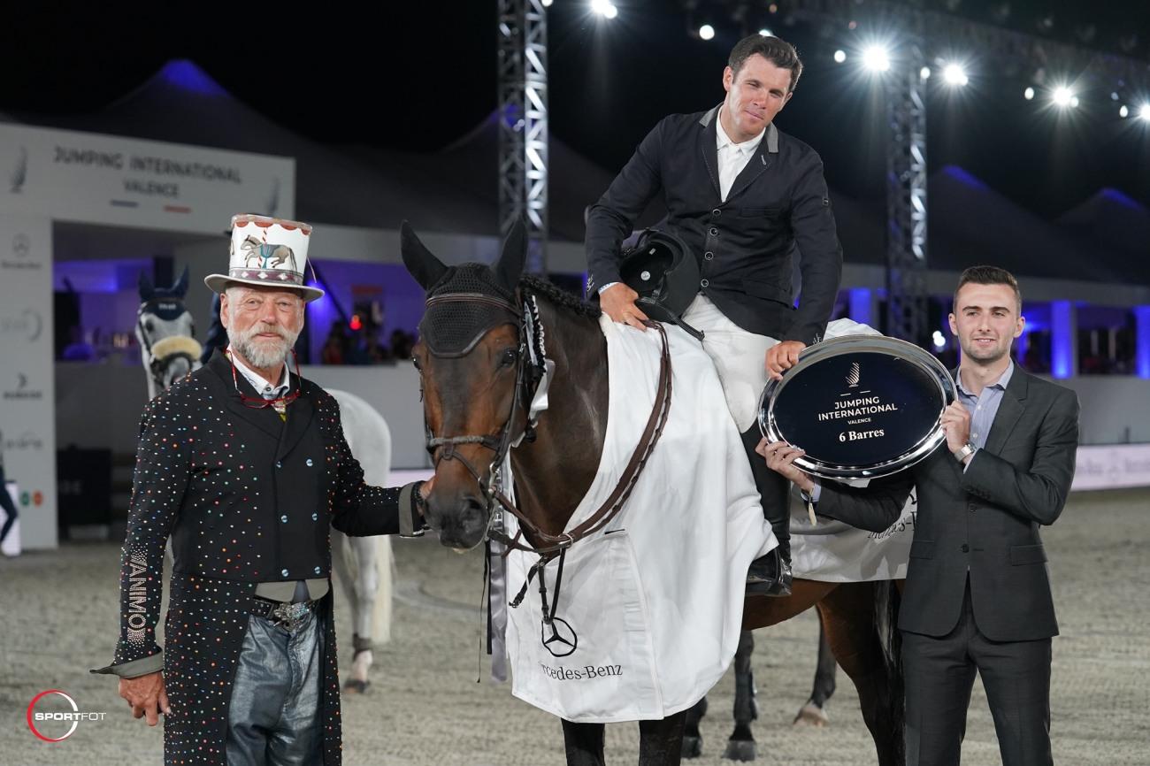 2019.08.27.99.99 Valence CSI 3 6-Bar Cel Nicolas Bost & Tesway de La Batia Sportfot