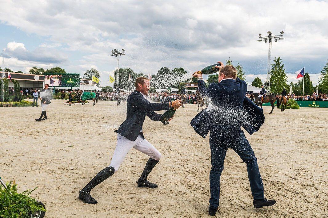 2019.09.01.99.99 Stephex Masters CSI 5 GP Moments Niels Bruynseels & Stephan Conter