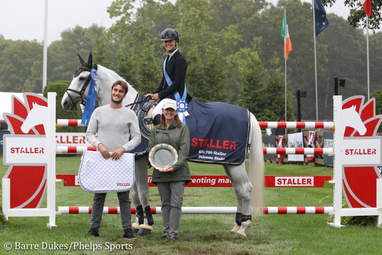 2019.09.12.99.99 American Gold Cup CSI 4 Welcome Cel Kristen Vanderveen & Faustino de Tili PS Barre Dukes.jpg